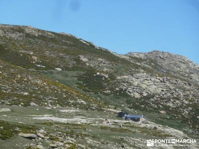 La Mira - Los Galayos (Gredos);mochilas de trekking sierra de gredos senderismo pozas de la pedriza